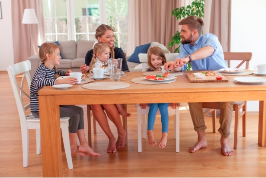 Electric underflor heating in your home provides you a comfortable and nice warmth
